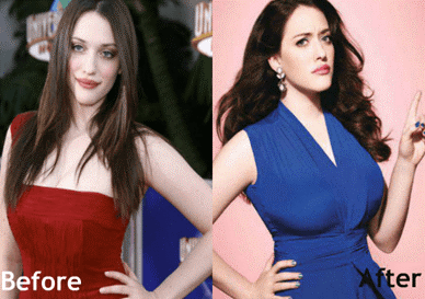 kat dennings breasts